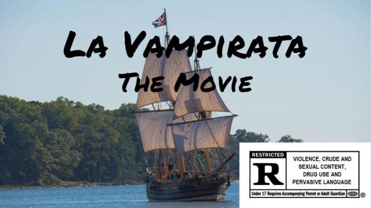 la vampirata movie